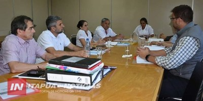 CONSEJO REGIONAL DE SALUD PLANIFICA FORTALECER USF DE ITAPÚA