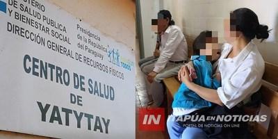JORNADA DE ATENCIÓN INTEGRAL PARA PERSONAS CON DISCAPACIDAD EN YATYTAY