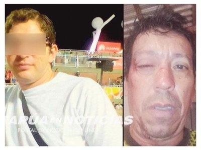 Le rompió la cara a su suegro con un portón