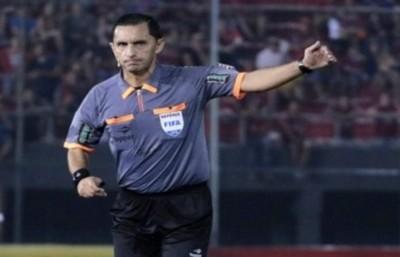 Para Olimpia-Cerro designaron a Julio Quintana