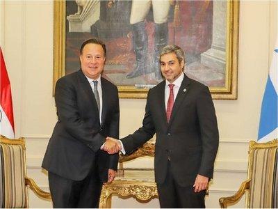 Paraguay y Panamá estrechan lazos económicos, de seguridad e inteligencia