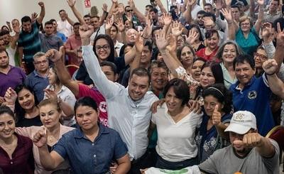 Miguel Prieto logra reunir a casi todas las agrupaciones políticas con su candidatura