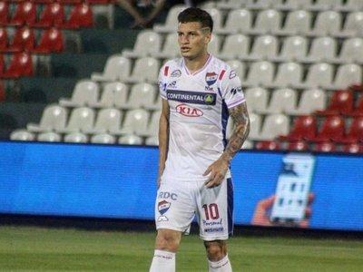 Danilo Santacruz se rompió los ligamentos por tercera vez