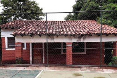 Aula del preescolar está clausurada hace más de tres años