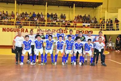 Nacional de Salonismo: San Ignacio cayó ante Mallorquin por  6 a 3
