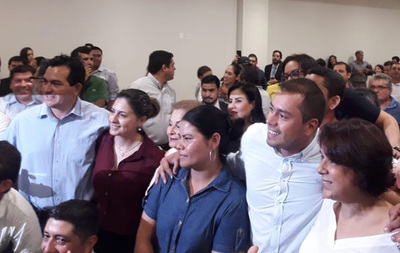 Prieto es candidato a intendente de CDE con apoyo de diversos sectores