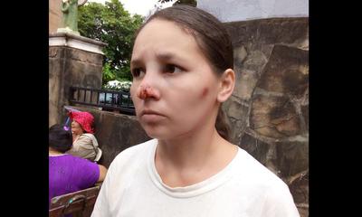 Mujer con discapacidad fue garroteada por su tío – Prensa 5