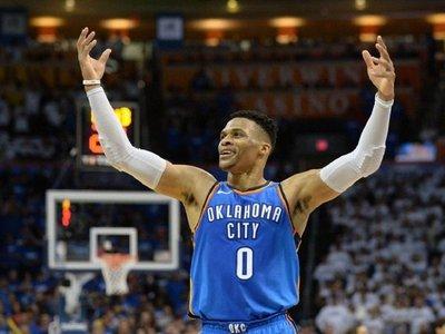 Westbrook llega histórico al All-Star