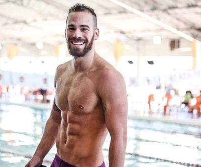 """La """"jugosa"""" beca que recibió Renato Prono junto a otros atletas"""