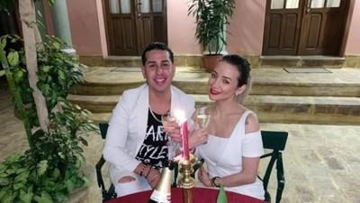 Marcia Franco reveló el sexo del bebé que espera