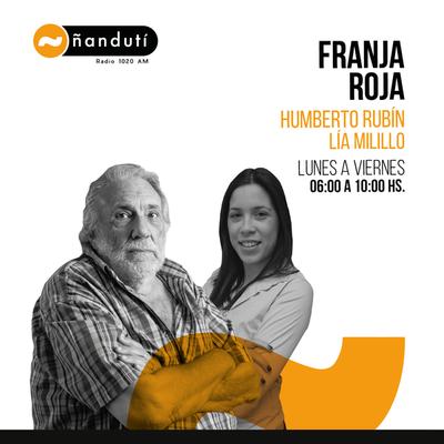 Franja Roja con Humberto Rubin » Ñanduti