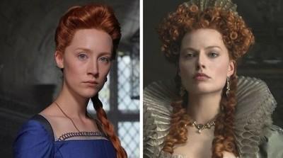 """Las dos reinas"", una película sobre la lucha por reinar Escocia e Inglaterra"