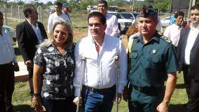 """Juan Carlos Baruja: """"Sigo siendo de Honor Colorado"""" » Ñanduti"""