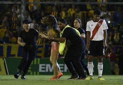 Robert Rojas nuevamente protagonista en River Plate