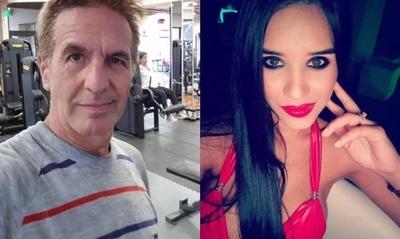 HOY / Enrique Vargas Peña trató de prostituta a Pamela Vill y ella lo demandará
