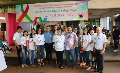HOY / Pacientes de enfermedades raras piden salud integral y apoyo social