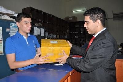Correo Paraguayo informa sobre 20 paquetes recibidos sin dirección de destinatario