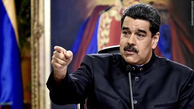 """Maduro dice que Guaidó es un """"judas"""" que quiere entregar Venezuela a EE.UU."""