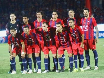 El probable equipo de Cerro Porteño para el clásico