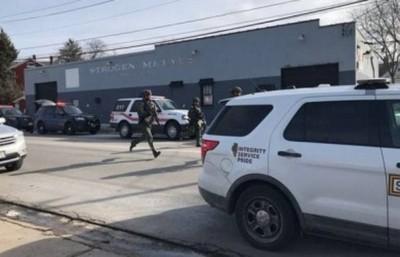 Al menos cuatro policías heridos en un tiroteo cerca de Chicago