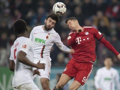 El Bayern se pone a dos puntos del Dortmund