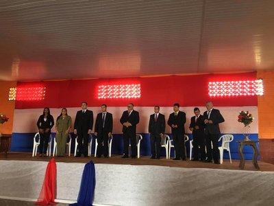 Asumen autoridades municipales electas en Puerto Adela
