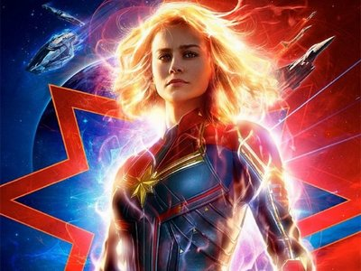Nuevo tráiler revela los orígenes de Capitana Marvel
