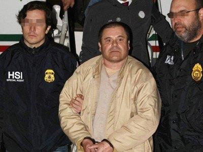 """""""El Chapo"""" sería llevado a la nueva """"Alcatraz"""" yanqui"""