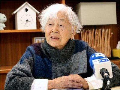Con 90 años, abuela japonesa quiere ser intérprete para Tokio 2020