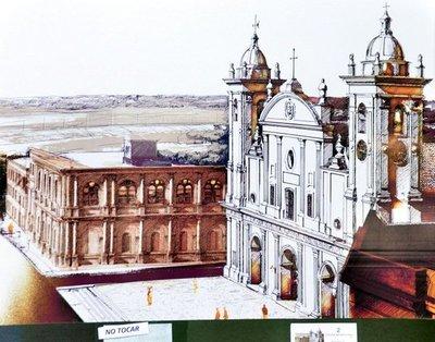 Buscan mejorar patrimonios Históricos de Asunción
