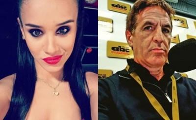 El Periodista Vargas Peña Disparó Con Relación Al 'alquiler' De Pamela Vill Y Ella Esto Contestó