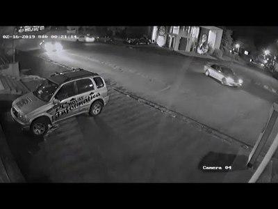 VIDEO: ALOCADA MADRUGADA DE 'TORETTO' EN HOHENAU