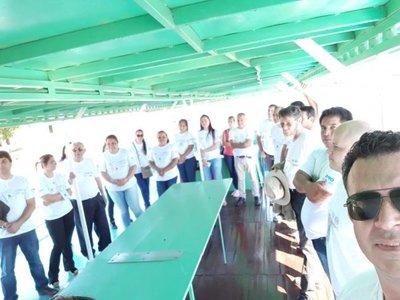 Asistencia sanitaria para pobladores ribereños del Alto Paraguay