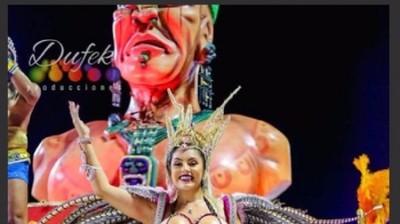 """Eli Villagra: """"me consideran la reina de los carnavales"""""""