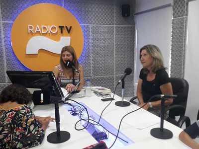 "Susana Gertopan presenta su nueva novela ""Todo pasó en septiembre"""