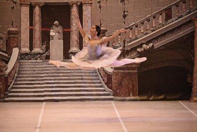 Audiciones de ballet