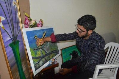 Un joven descubre su don de pintor al retornar al Norte