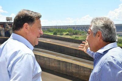 Presidente panameño valora oportunidades de cooperación con Paraguay