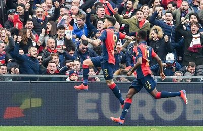 'Tony' rescata al Genoa en la Serie A