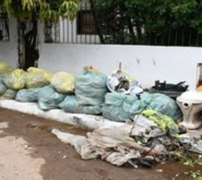 Recolectan más de 40 toneladas de basura del Mburicaó