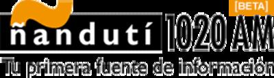 Ñandutí Folklorico. Con la conducción Anibal Benítez Navarro