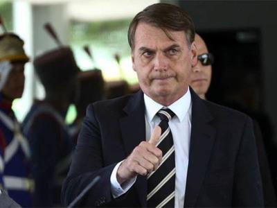 Sindicatos brasileños están en contra de la reforma previsional de Bolsonaro