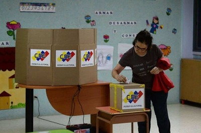 Dicen que en Venezuela no hay condiciones para convocar a elecciones en corto tiempo