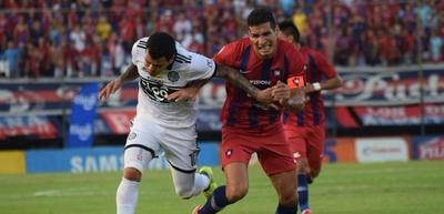 Olimpia y Cerro Porteño quedan a mano en el Clásico