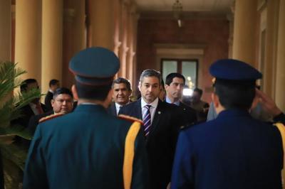 Jefe de Estado cumplirá su agenda en Palacio de López