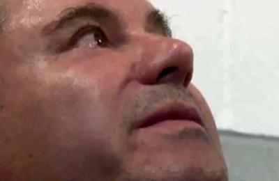 Video inédito muestra a 'El Chapo' llorando el día que fue extraditado a Estados Unidos