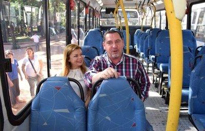 Clan ZI se quedó con parte del transporte público en CDE – Prensa 5