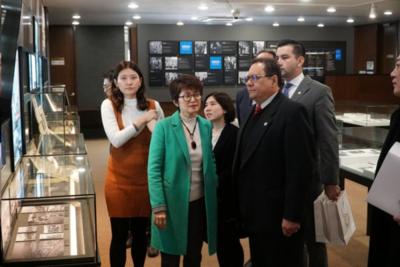 Itaipu apunta innovación tecnológica con apoyo de Corea