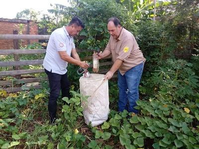 El dengue se expande en municipios de Alto Paraná