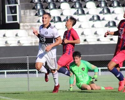 Olimpia golea a Cerro Porteño en la Reserva